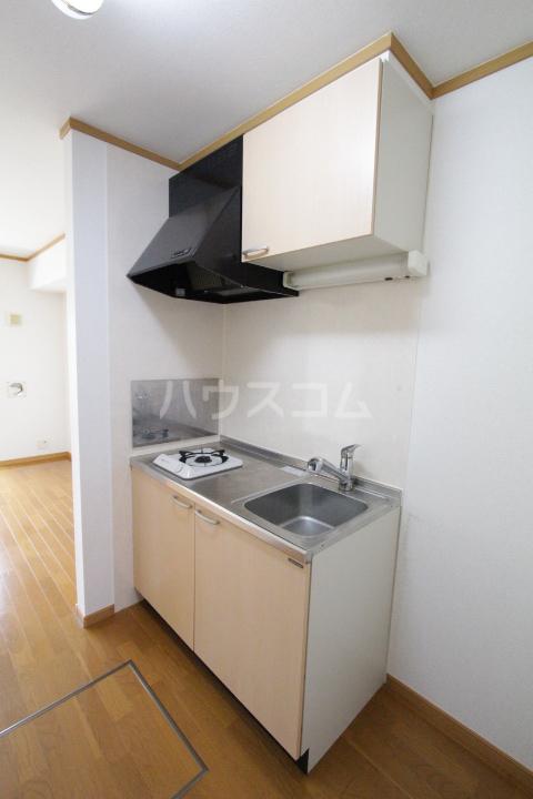 グラン・シップ 02020号室のキッチン