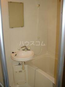 メゾンドグレイス 201号室の風呂