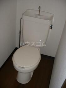 メゾンドグレイス 201号室のトイレ