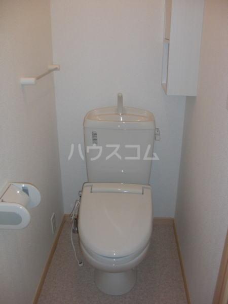 モンテローザⅠ 02040号室のトイレ