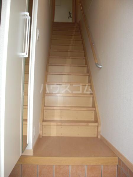 モンテローザⅠ 02040号室の玄関