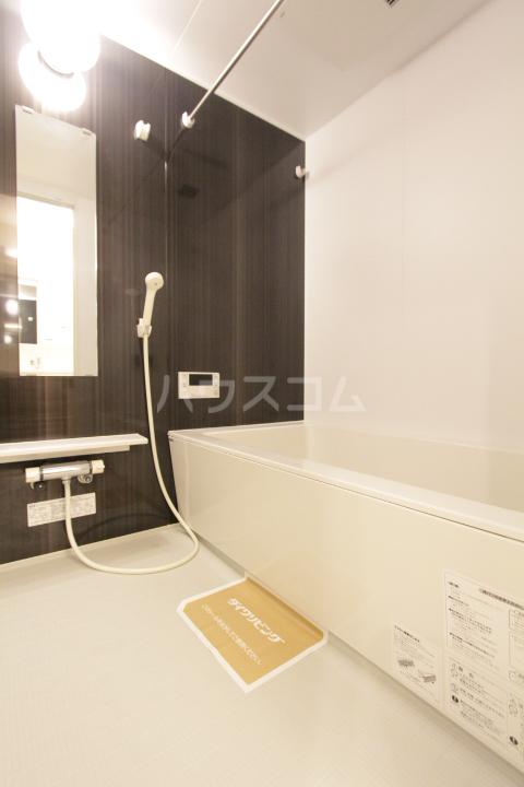 あいりす浄水 2-B号室の風呂