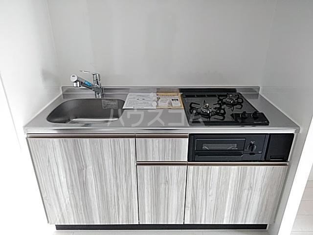 アストリア 403号室のキッチン