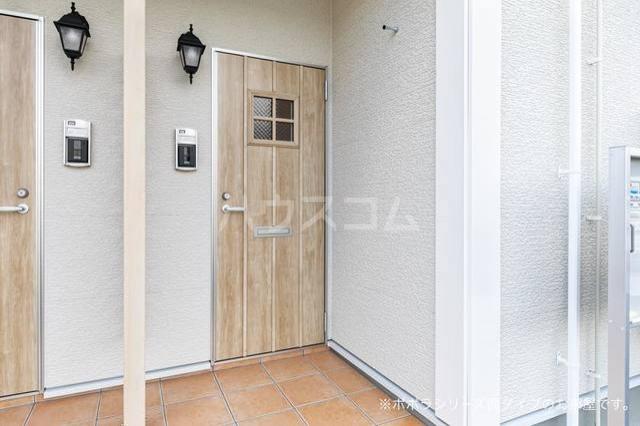 ソレアード 01020号室の収納