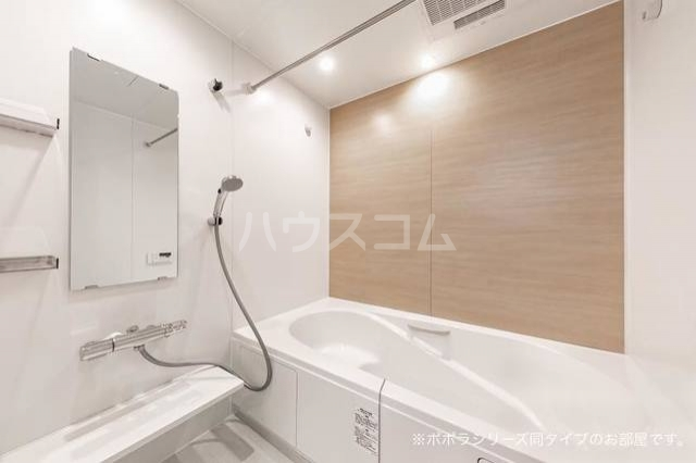 ソレアード 01030号室の風呂