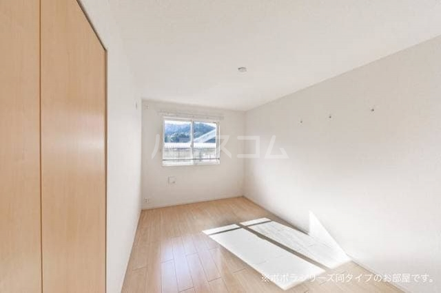 サンリット 02020号室のベッドルーム