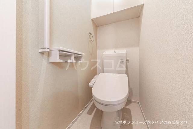 サンリット 02020号室のトイレ