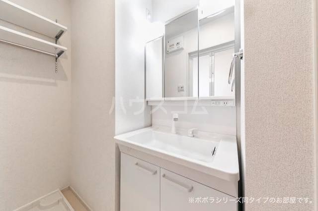 サンリット 02020号室の洗面所