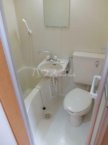 ライフピアクローチェ 103号室のキッチン