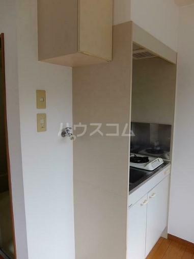 ライフピアクローチェ 103号室の玄関