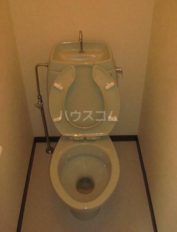 光ヶ丘ロジュマンC 203号室の洗面所