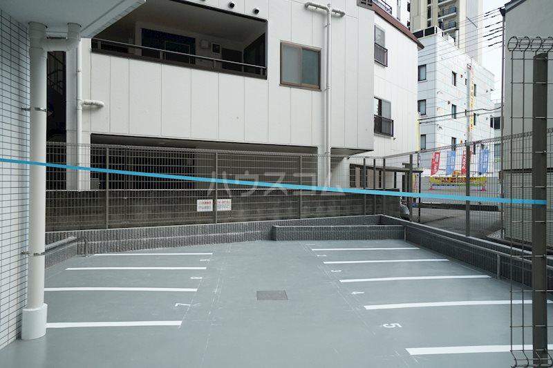 メインステージ立川Ⅳ 201号室の駐車場