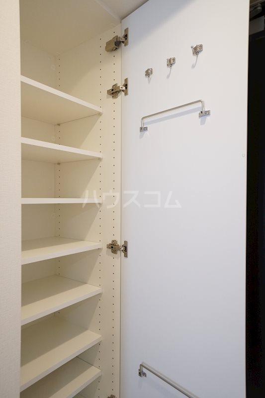 メインステージ立川Ⅳ 201号室の収納