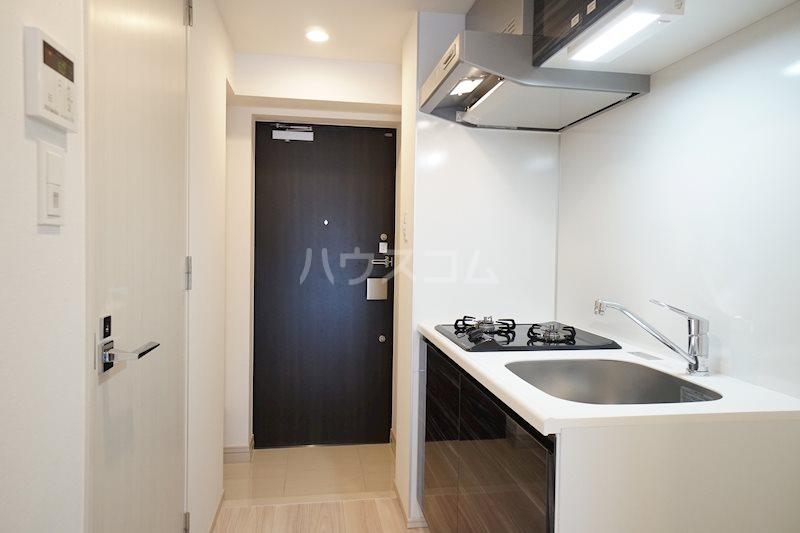 メインステージ立川Ⅳ 201号室のキッチン