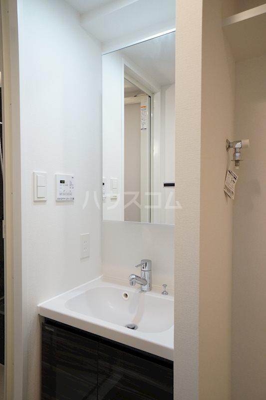 メインステージ立川Ⅳ 201号室の洗面所