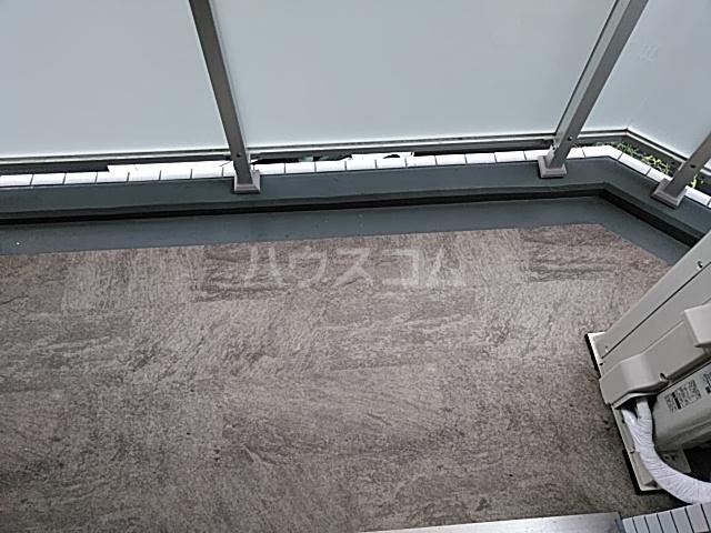 メインステージ立川Ⅳ 201号室のバルコニー