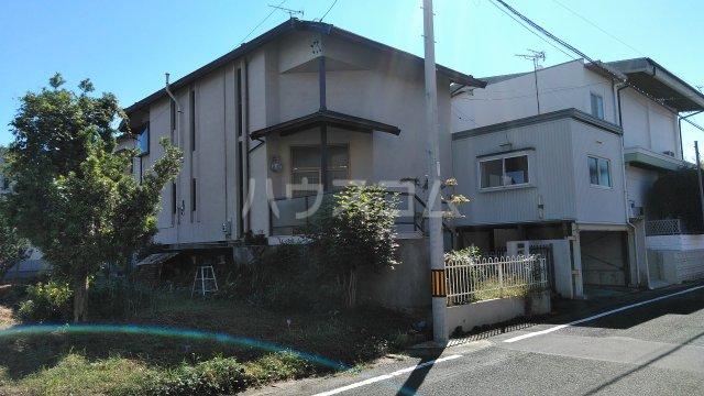 萩山町貸家の外観
