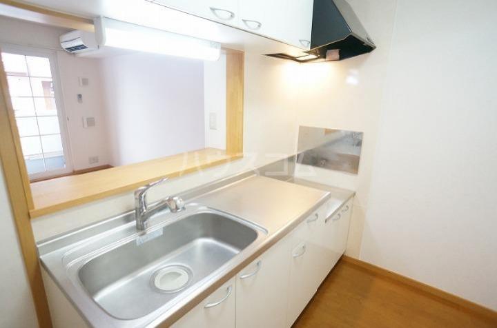 ミニョン723B 01030号室のキッチン