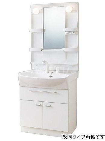 デューデ ルミエール 02010号室の洗面所