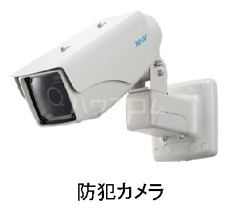 アリエッタ鎌倉 02020号室のセキュリティ