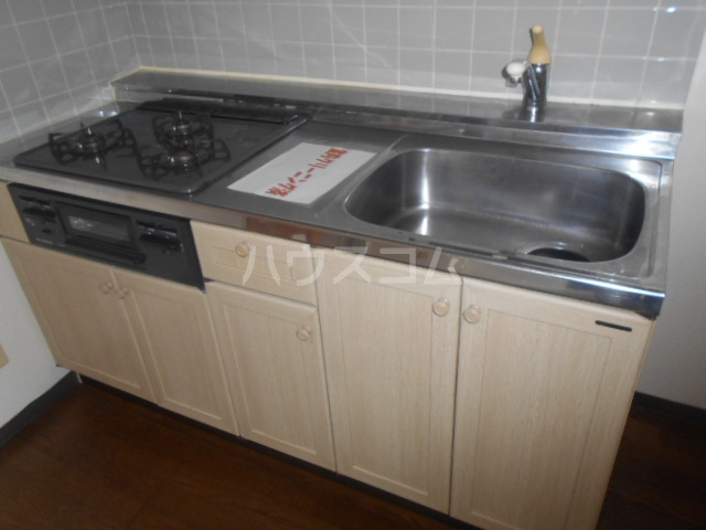 パストラルネムラ 103号室のキッチン