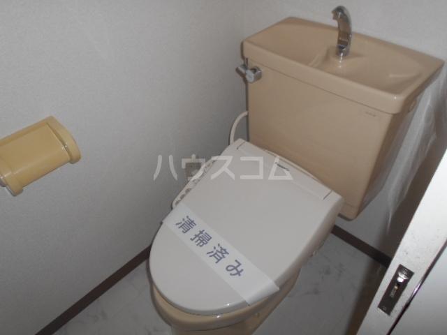 パストラルネムラ 103号室のトイレ