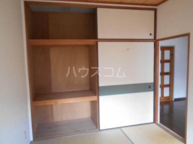 パストラルネムラ 103号室の収納