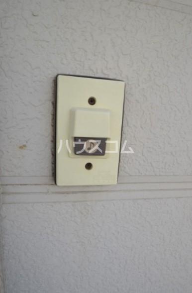サンライズマツド 102号室のセキュリティ