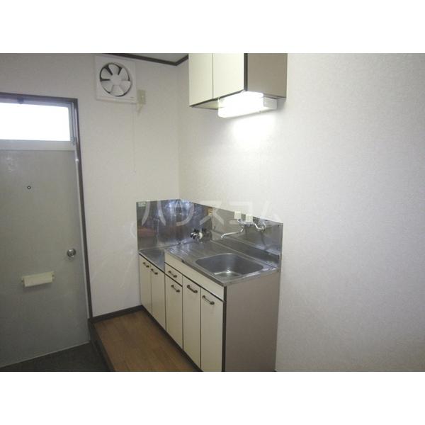 トサキハイツⅠ 105号室のキッチン