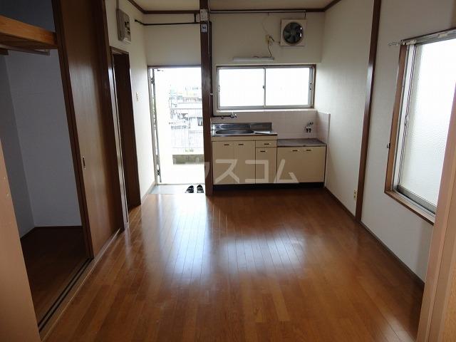 マンション千丈 303号室のキッチン