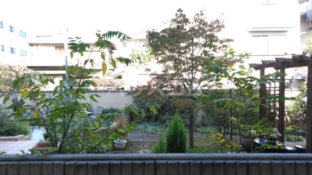 嵐山グランツガルテン 102号室の景色