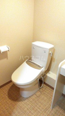 嵐山グランツガルテン 102号室のトイレ