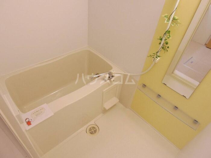 Waser Vogel(ヴァッサー フォーゲル) 202号室の風呂