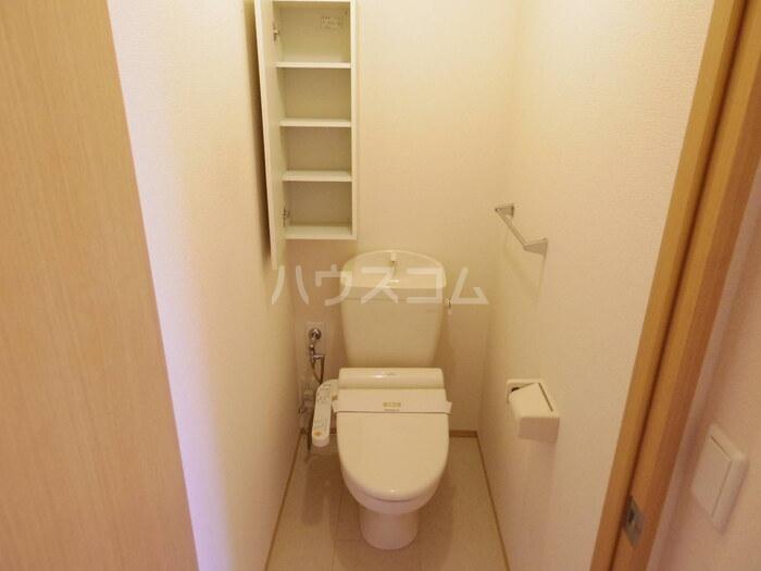Waser Vogel(ヴァッサー フォーゲル) 202号室のトイレ