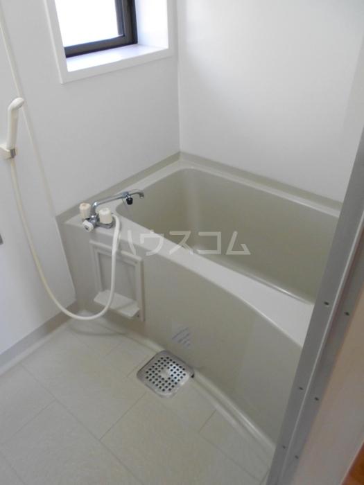 エバーグリーンハイツ Ⅱ 201号室の洗面所