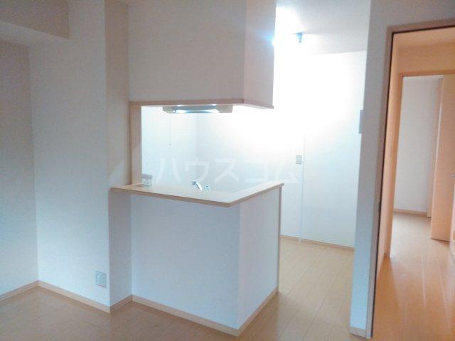 セジュールモア 101号室のキッチン