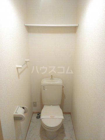 セジュールモア 101号室のトイレ