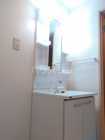 セジュールモア 101号室の洗面所