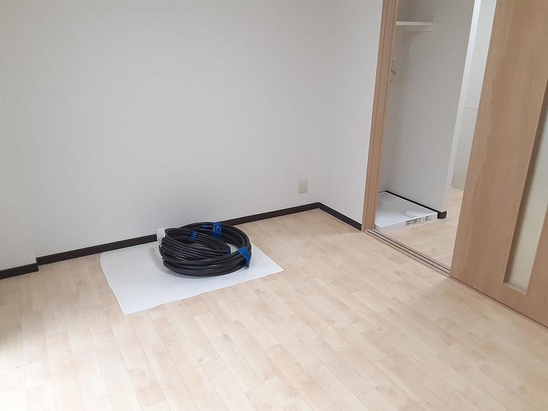 ハイムアキ 103号室の居室