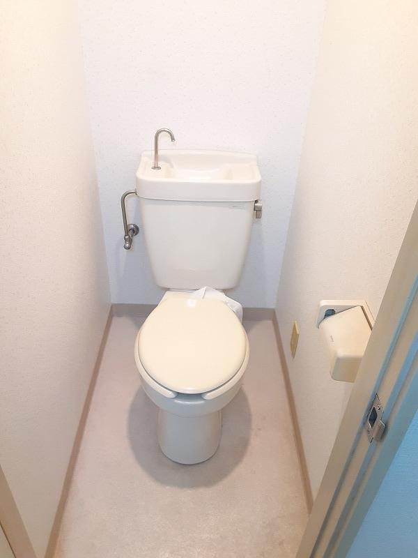 ハイムアキ 103号室のトイレ
