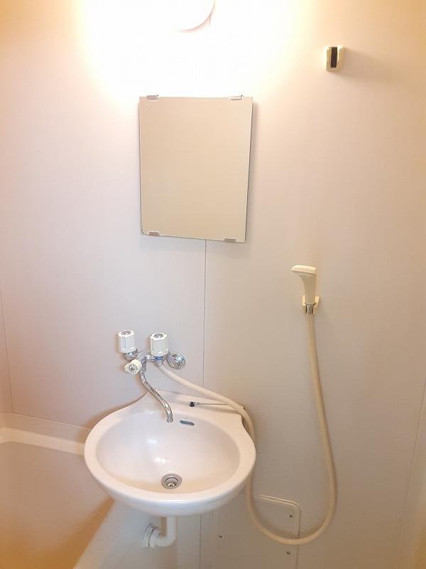 ハイムアキ 103号室の洗面所