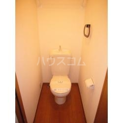 セティオ2番館 103号室のトイレ