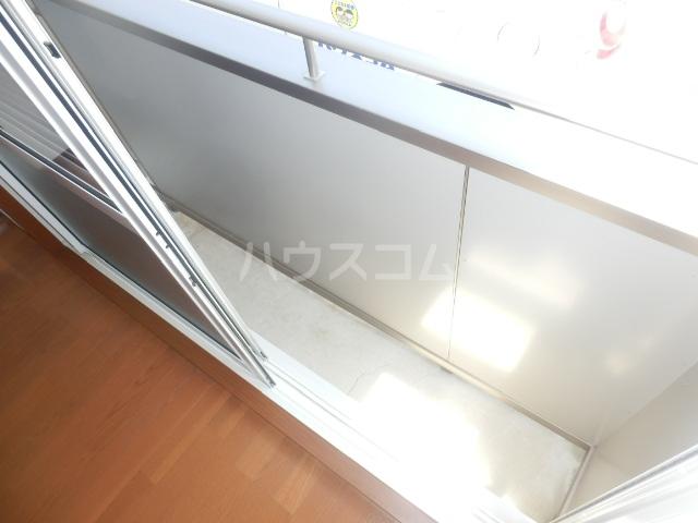 シャーメゾン湘南 101号室のバルコニー