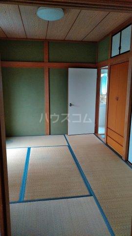ススキヤアパートB棟 201号室の居室
