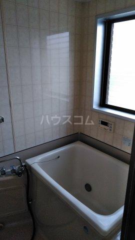 ススキヤアパートB棟 201号室の風呂