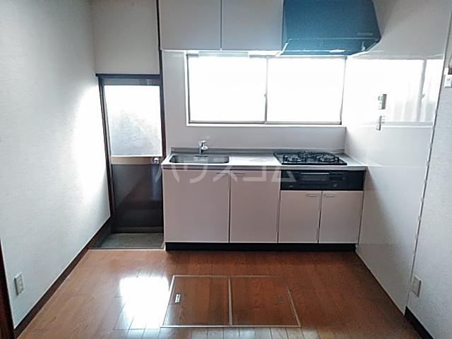 宮元町戸建てのキッチン