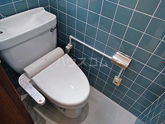 宮元町戸建てのトイレ