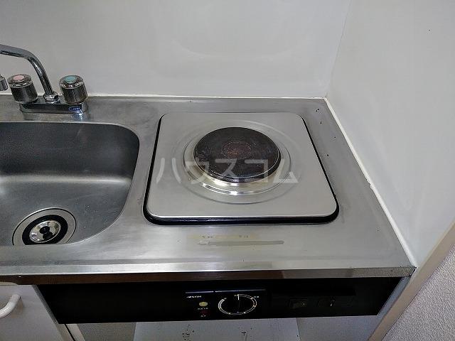 サンウッドグリーン第2 103号室のキッチン
