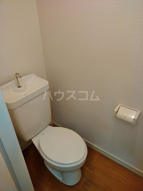 サンウッドグリーン第2 103号室のトイレ