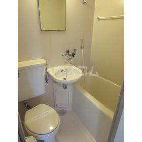 TOP大船No.1 0104号室のトイレ